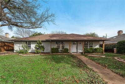 Richardson Single Family Home For Sale: 3002 Canyon Brook Drive