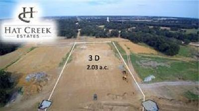 Bartonville Residential Lots & Land For Sale: 901 Dove Creek Road
