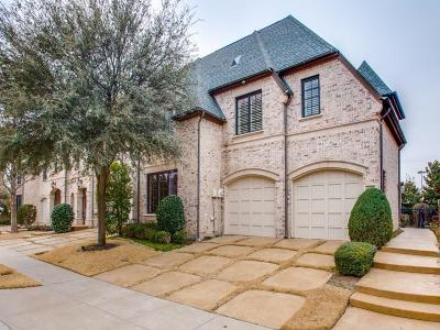 Plano Townhouse For Sale: 2113 Fawnwood Drive