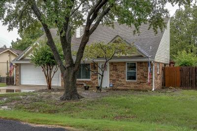 Corinth TX Single Family Home Active Option Contract: $235,000