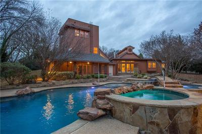 Rockwall Single Family Home Active Contingent: 281 Cornstalk Lane