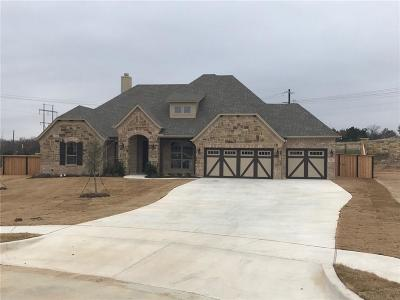 Weatherford Single Family Home For Sale: 104 Lagrange Court
