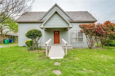 Celina Single Family Home For Sale: 101 S Illinois Street