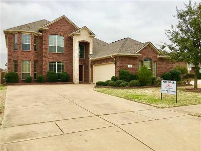 Irving Single Family Home For Sale: 1401 Del Mar Drive