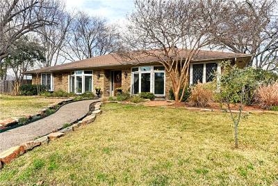 Richardson Single Family Home Active Option Contract: 463 Harvest Glen Drive