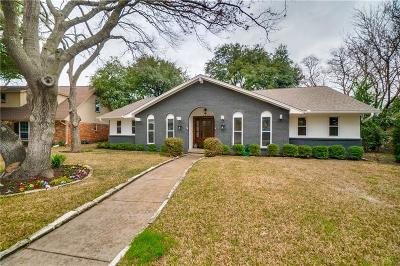 Single Family Home Active Option Contract: 9435 Hunters Creek Drive