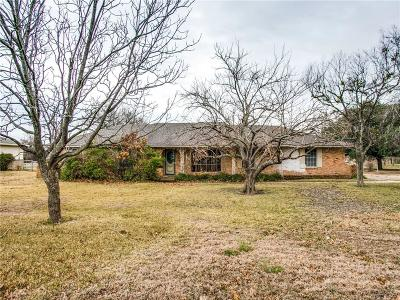 Sachse Single Family Home For Sale: 4408 Sachse Road
