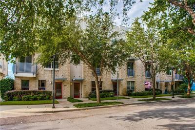 Dallas Townhouse For Sale: 5708 La Vista Drive