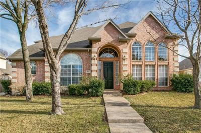 Grapevine Single Family Home For Sale: 3341 Pecan Hollow Court