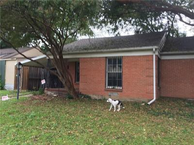 Single Family Home For Sale: 5118 Vandelia Street