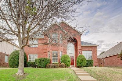 Single Family Home For Sale: 9610 Shirland Lane
