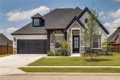 Prosper Single Family Home For Sale: 2881 Meadow Dell Drive
