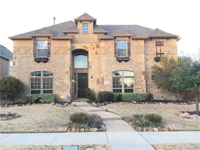 Frisco Single Family Home Active Option Contract: 13080 Preserve Lane