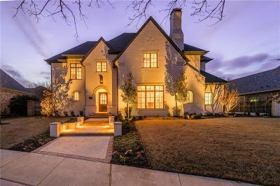 Colleyville TX Single Family Home For Sale: $1,325,000