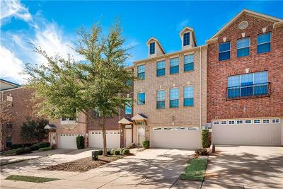 Lewisville Townhouse Active Option Contract: 2532 Chambers Drive