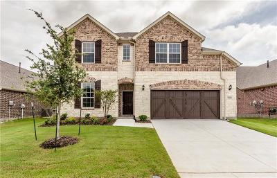 McKinney Single Family Home For Sale: 5529 Vivace Way