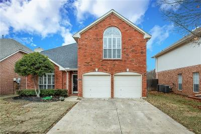 Carrollton Single Family Home Active Option Contract: 1502 Iroquois Circle