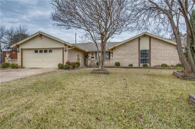 Duncanville Single Family Home Active Option Contract: 607 Monroe Drive