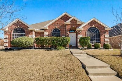 Garland Single Family Home Active Option Contract: 2226 Hollow Way