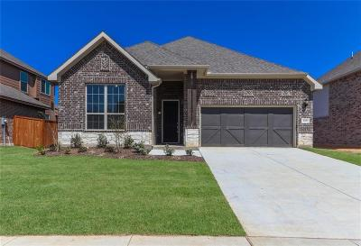 Mansfield Single Family Home For Sale: 4603 Morning Glory Lane