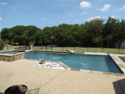 Melissa Single Family Home Active Contingent: 12 Brookhollow Circle