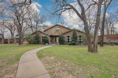 Colleyville Single Family Home For Sale: 505 Tumbleweed Trail