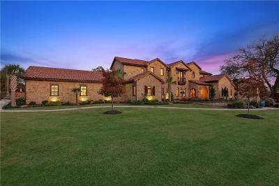 Southlake TX Single Family Home For Sale: $2,598,000