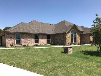 Weatherford Single Family Home For Sale: 3510 Old Mineral Wells Highway