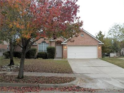 Keller Residential Lease For Lease: 637 Cherry Tree Drive