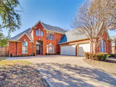 McKinney Single Family Home For Sale: 1114 Lakewood Drive