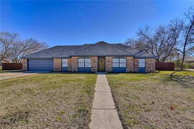 Red Oak Single Family Home Active Option Contract: 111 Bow Creek Circle