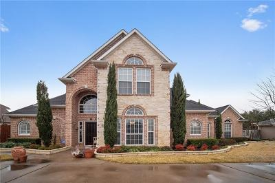 Cleburne Single Family Home For Sale: 1613 Bent Creek Drive