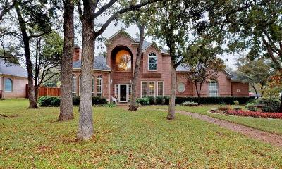 Flower Mound Single Family Home For Sale: 4704 Oak Springs Drive