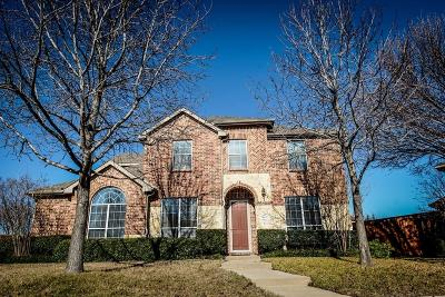 Allen Single Family Home Active Option Contract: 443 Deer Brooke Drive