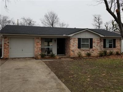 Plano Single Family Home Active Option Contract: 1425 Laurel Lane