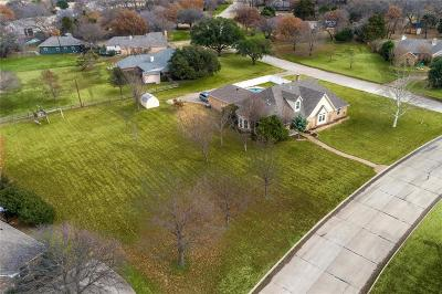 Southlake Single Family Home For Sale: 910 Mission Drive
