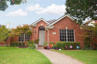 The Colony Single Family Home For Sale: 5625 Buckskin Drive
