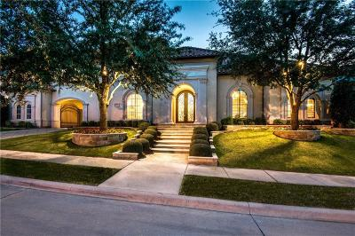 Frisco Single Family Home For Sale: 8019 Brookhollow Boulevard