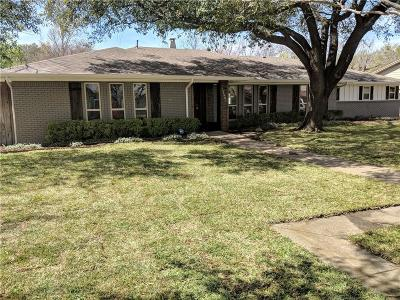 Single Family Home For Sale: 11807 Jamestown Road