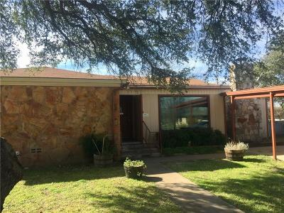 Granbury Single Family Home For Sale: 113 N Cherry Lane