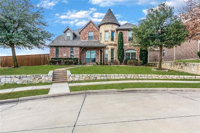 Carrollton Single Family Home Active Contingent: 3901 Aquatic Drive
