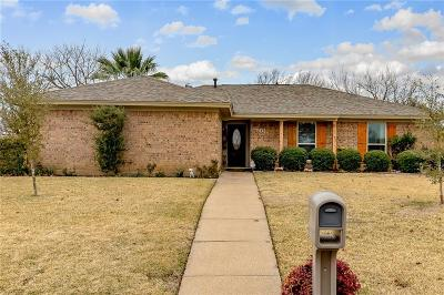 North Richland Hills Single Family Home Active Option Contract: 7501 Ridgeway Avenue