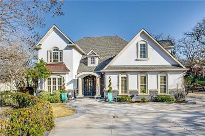 Highland Village Single Family Home For Sale: 120 Hickory Ridge Drive