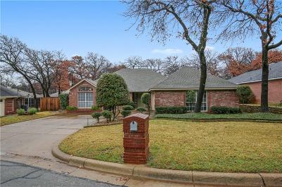 Arlington Single Family Home For Sale: 5603 Saddleback Road