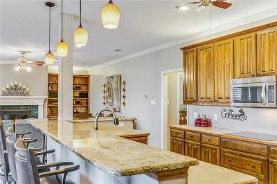 Fort Worth Single Family Home Active Option Contract: 4317 Northpointe Drive