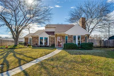 Lewisville Single Family Home For Sale: 428 Kirkwood Drive