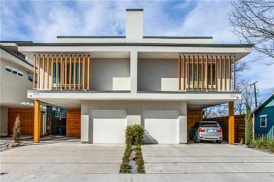 Dallas County Half Duplex For Sale: 3619 Dorothy Avenue