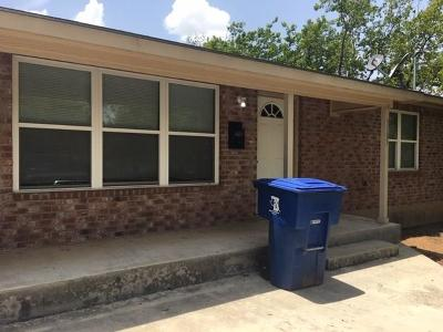 Brownwood Multi Family Home For Sale: 1105 6th Street