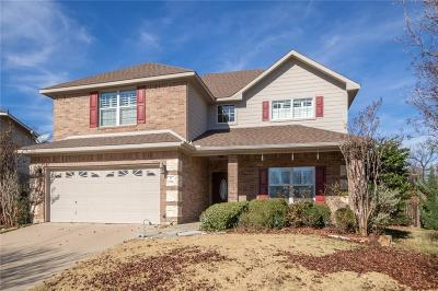 Burleson Single Family Home For Sale: 2906 Greenway Drive