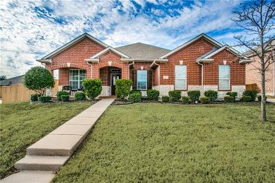 Wylie Single Family Home Active Option Contract: 701 Decatur Way
